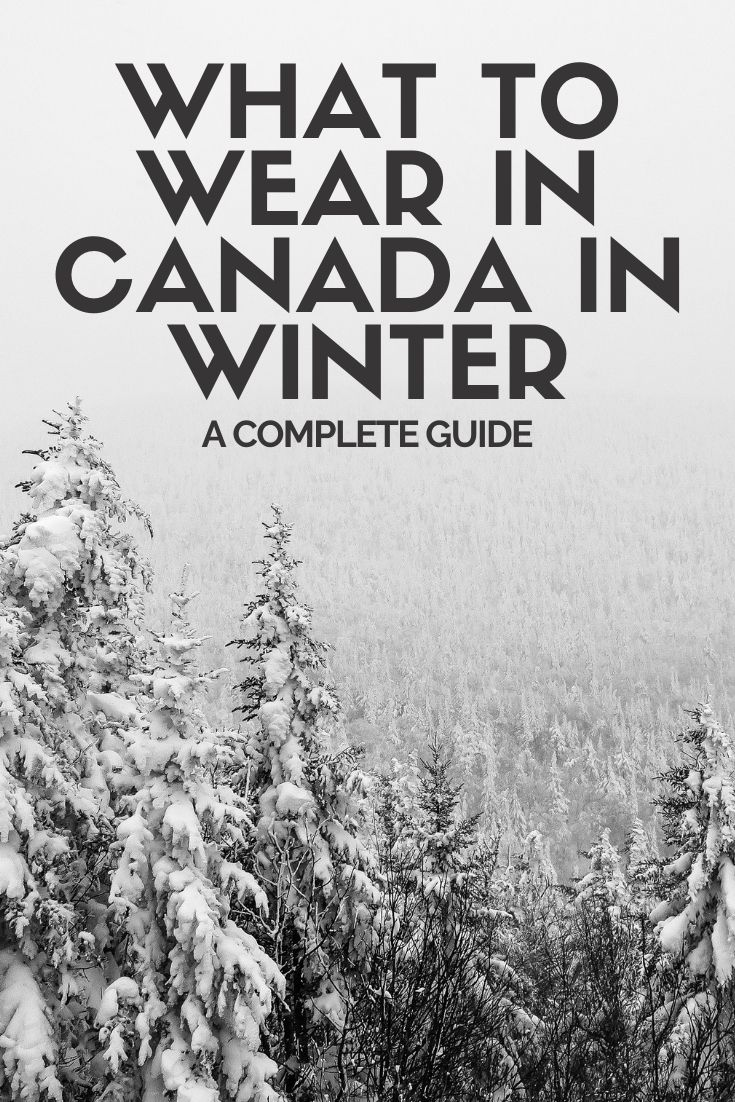 To make the most of winter in Canada, you must be wearing the right clothing. Being warm and comfortable is the key difference between just surviving winter and actually enjoying it! Click here to discover everything you need to know about what to wear in Canada in winter! offtracktravel.ca