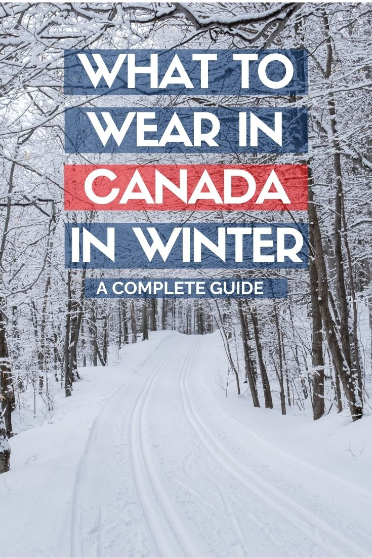 Being warm and comfortable is the key difference between surviving winter and actually enjoying it! Here's what you need to know about dressing for winter in Canada! offtracktravel.ca