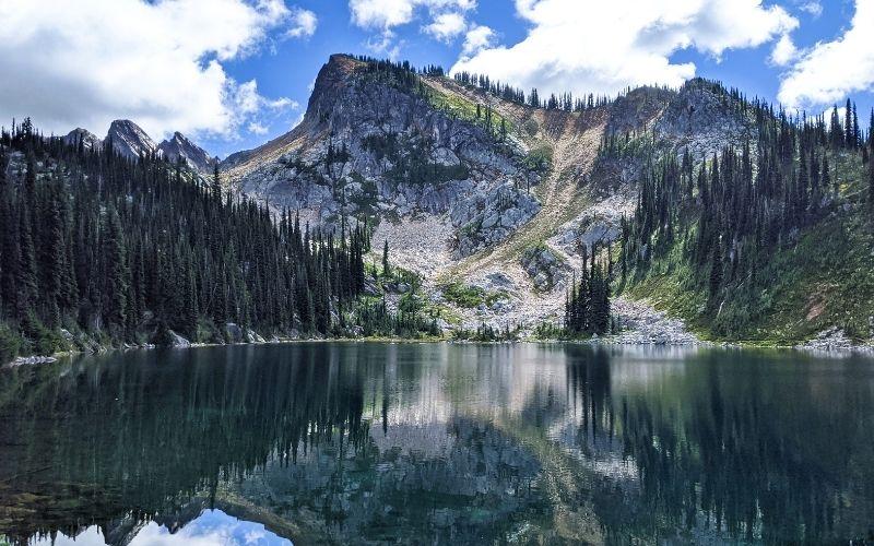 header Eva Lake