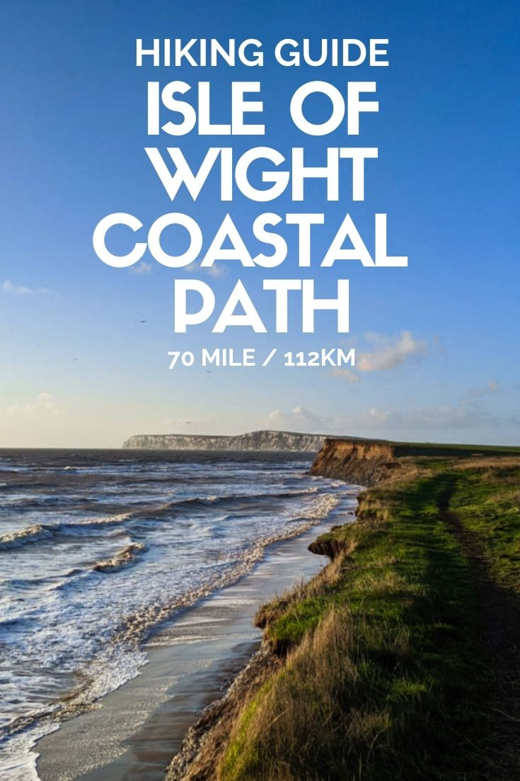 Have you ever walked all the way around an island? The pyramid shaped Isle of Wight, situated just off the south coast of England, is one place where you can do just that. The 36km wide and 22km tall Isle of Wight is encircled by a long distance walking trail called the Isle of Wight Coastal Path. offtracktravel.ca