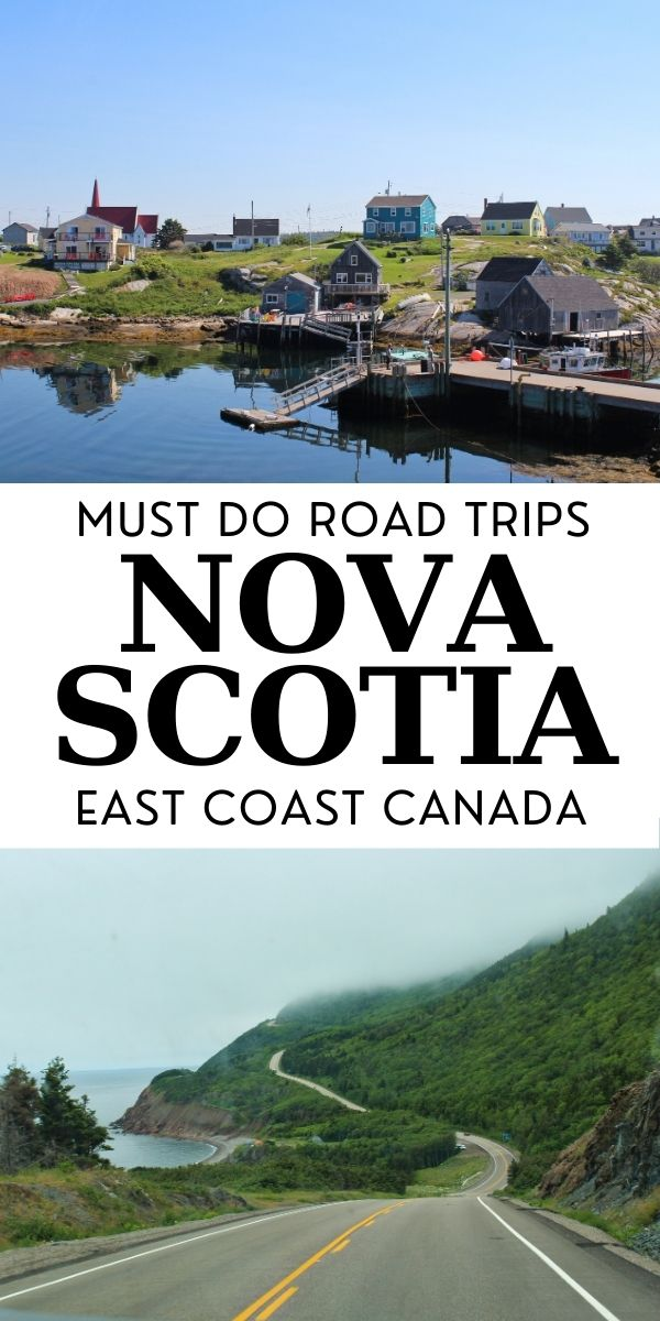 The destination of your next road trip? Nova Scotia, Canada. At least, it should be! As well as the outstanding scenery, you'll find friendly locals, authentic small town charm and plenty of fresh, locally produced food. Click here to discover seven awesome Nova Scotia road trips! offtracktravel.ca