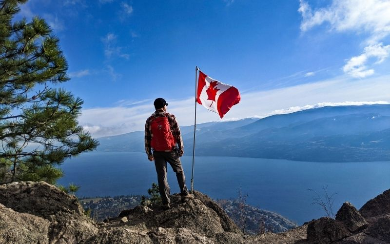 Hiking Pincushion Mountain, Peachland, BC