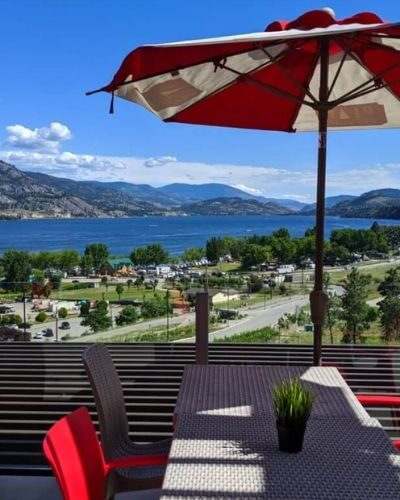 The Best Patios in Penticton, British Columbia