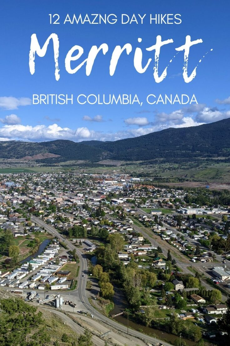 Click here to discover twelve fast and fun Merritt hiking trails, all of which are accessible within only 30 minutes drive of downtown! offtracktravel.ca