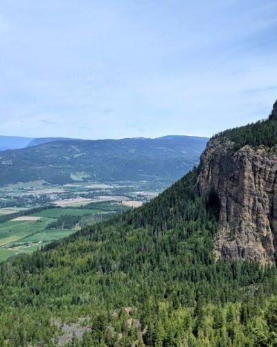 Hiking the Enderby Cliffs Trail: Complete Hiking Guide
