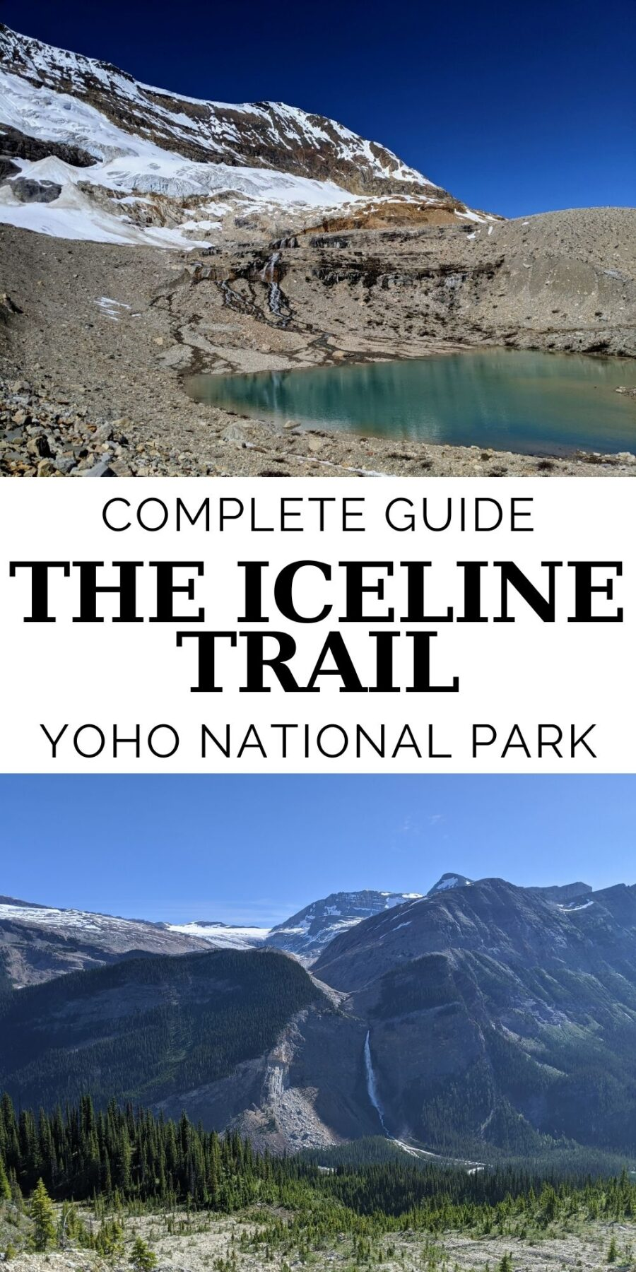 There's no question that the Iceline Trail is one of the best day hikes in British Columbia, Canada - the 20km loop route features glaciers, waterfalls, alpine tarns, endless mountain peaks and more! Click here to learn all about this incredible hike and plan your own trip on the Iceline today. offtracktravel.ca