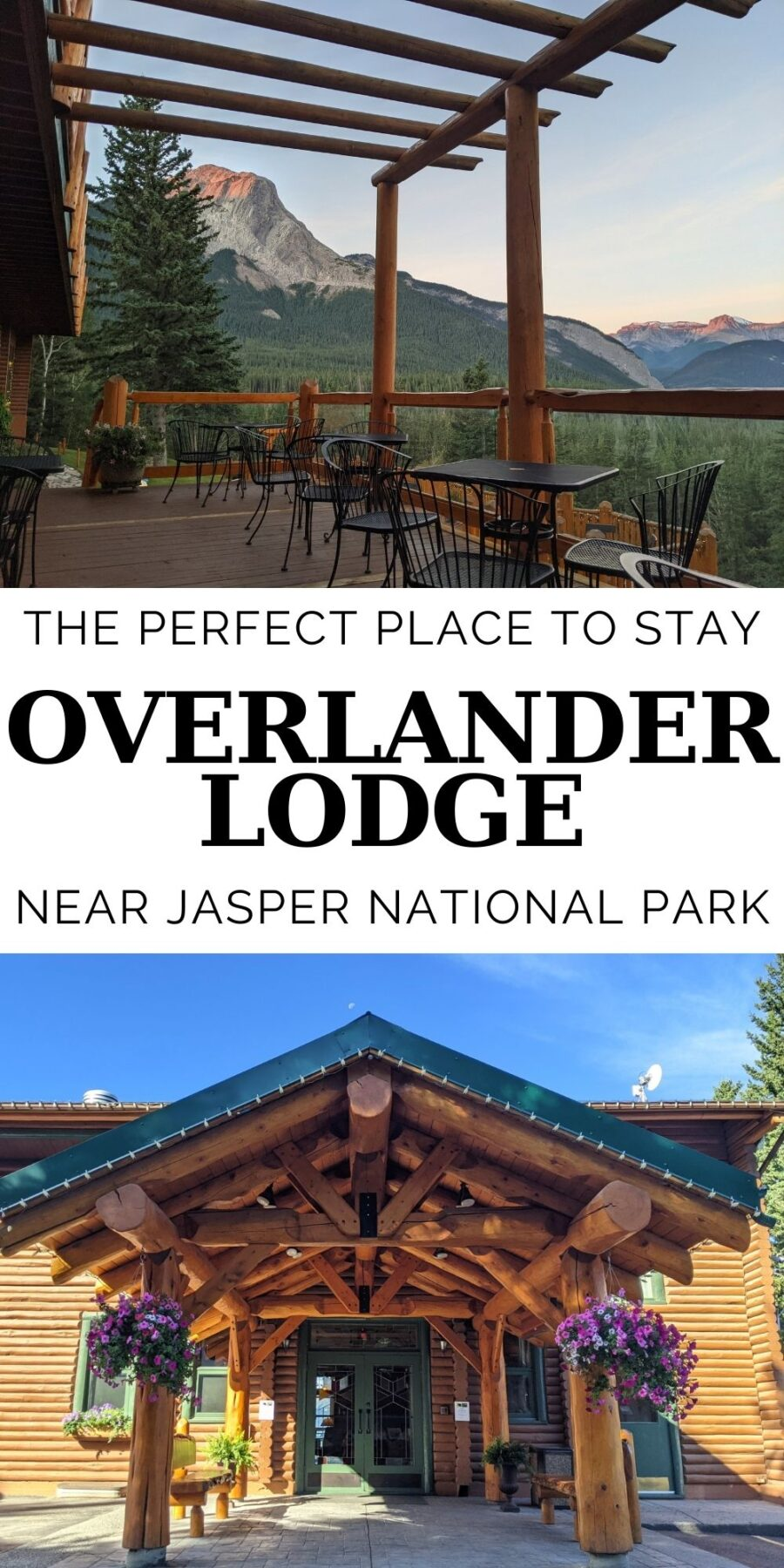 The Overlander Mountain Lodge sits just two minutes drive from the east entrance gates of Jasper National Park. It's the perfect base from which to explore one of Canada's most spectacular natural areas. But this convenient location is only the first of many reasons to stay at the Overlander. Read on to discover more about the Overlander Mountain Lodge and why you should be planning a trip there ASAP! offtracktravel.ca